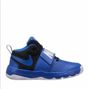 Boys Nike Team Hustle D8 Sneakers (big kid)